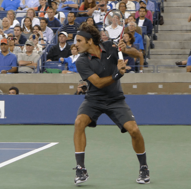 Improving Your Game While Watching Pro Tennis Live at the US Open (or on TV)