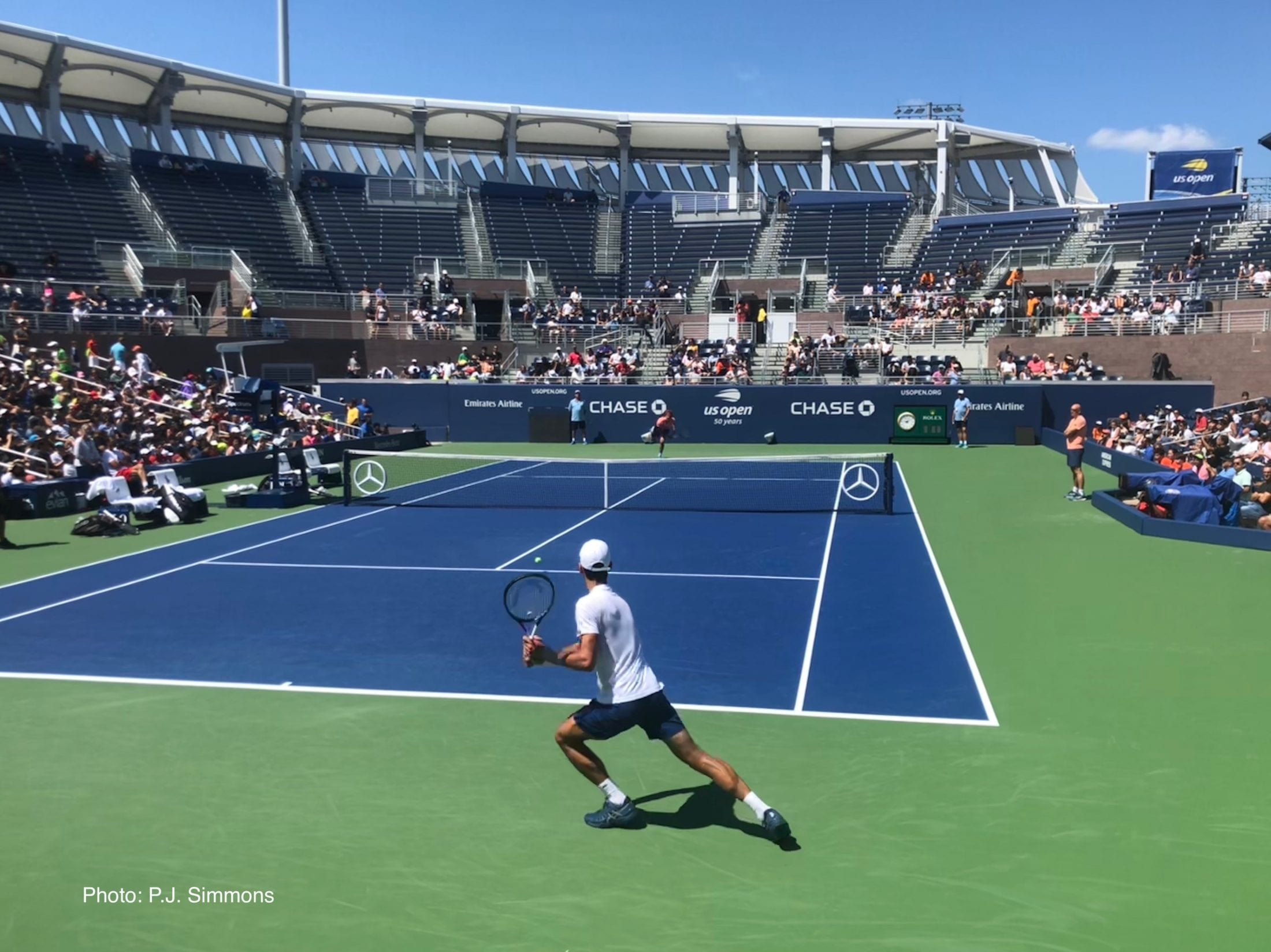 A Serious Tennis Fans Top 10 Tips For The 2019 Us Open Tickets - Us-open-tennis-center-map