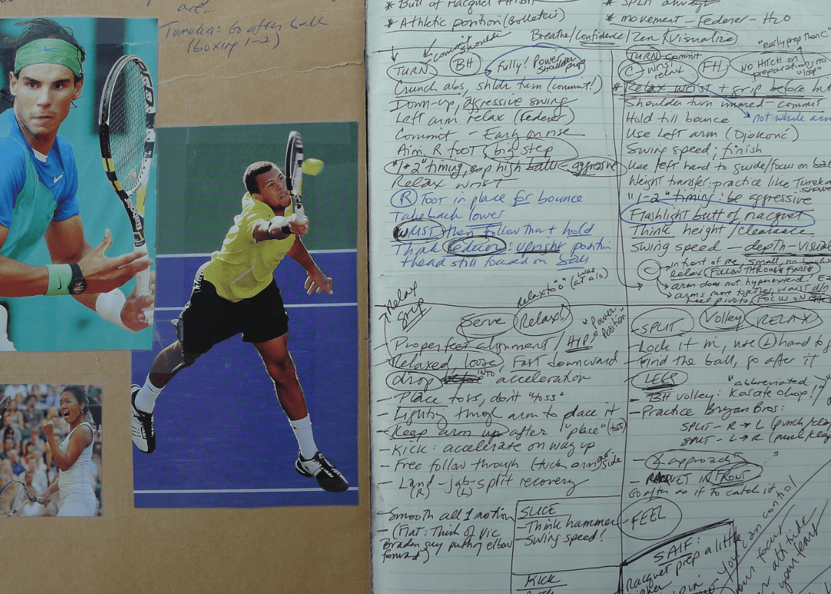 """Reminders to Self"""" 